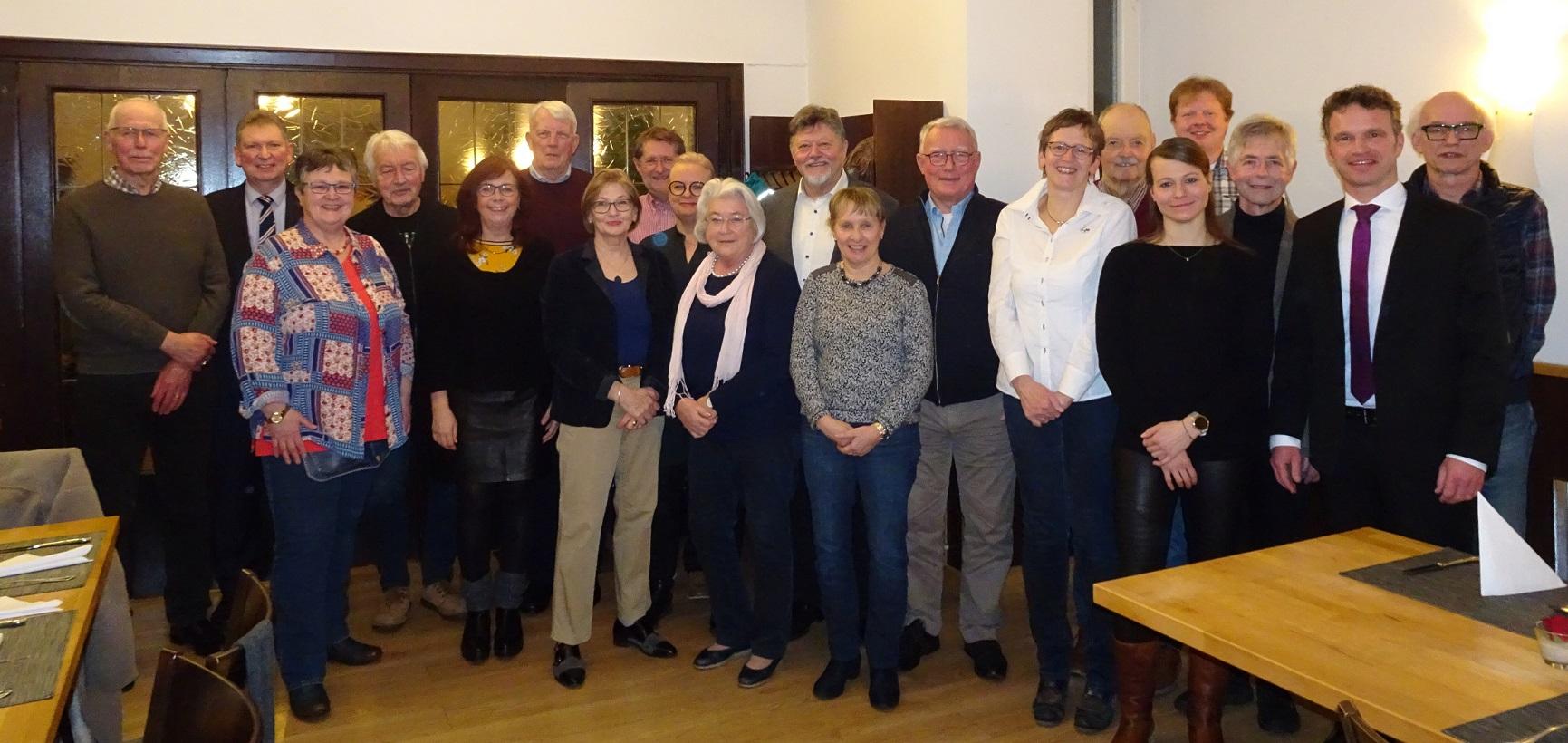 Großes Lob für großartiges Engagement im Verein und für die Stadt Wetter (Ruhr)